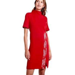 NWT Adidas x Danielle Cathari Red Shift Dress
